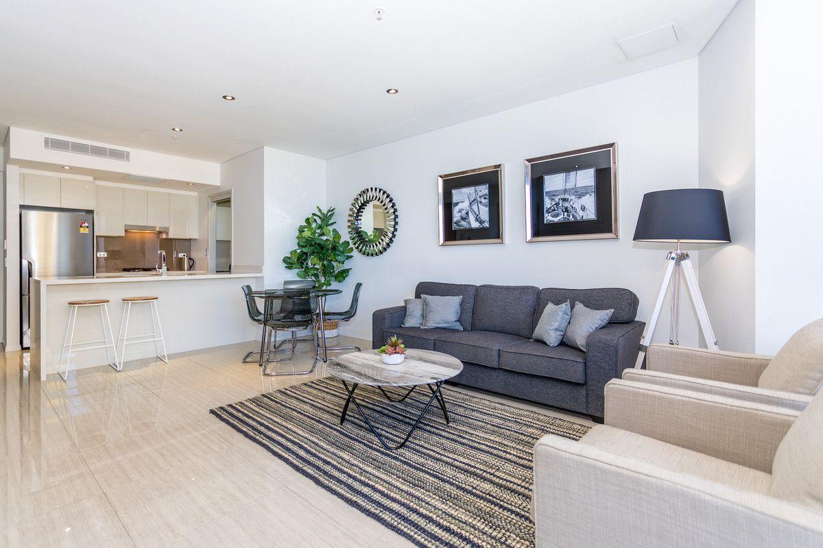 2 bedrooms Apartment / Unit / Flat in 2605/43 Herschel Street BRISBANE CITY QLD, 4000