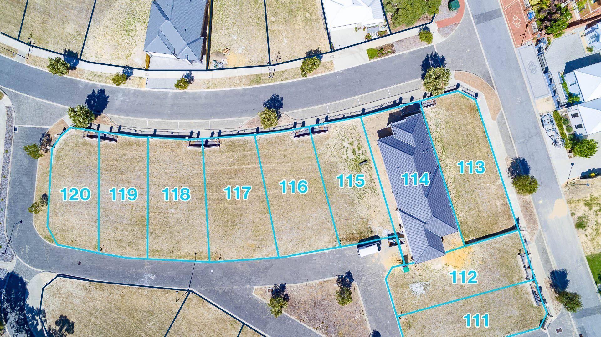 Lot 118 Wedgetail Retreat, Halls Head WA 6210, Image 0