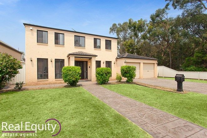 Picture of 1 Punctata Court, VOYAGER POINT NSW 2172
