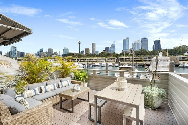 Picture of 102/6 Cowper Wharf Roadway, WOOLLOOMOOLOO NSW 2011