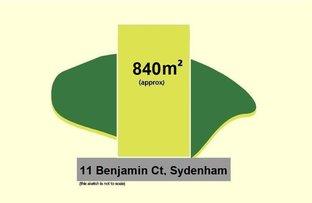 11 Benjamin Court, Sydenham VIC 3037
