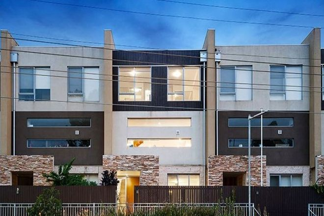 Picture of 4/58 Bateman Road, KENSINGTON VIC 3031
