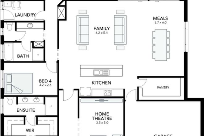Picture of Lot 2172 Seaside Street, SEAFORD MEADOWS SA 5169