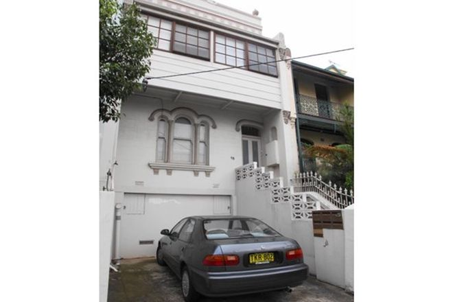 Picture of 5/98 Wilson, NEWTOWN NSW 2042