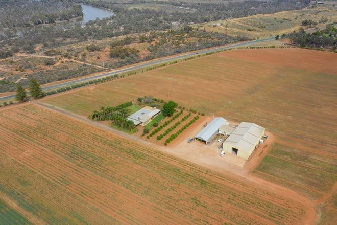 Picture of 1229 River Road, MOURQUONG NSW 2739