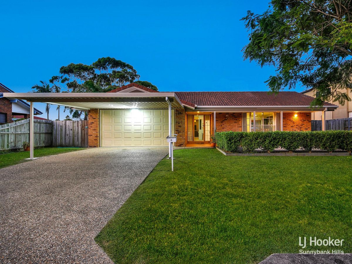 8 Hoover Court, Stretton QLD 4116, Image 0