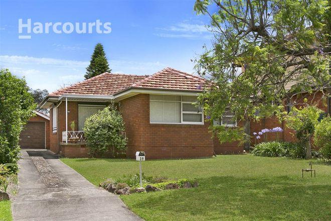 39 Turimetta Avenue, LEUMEAH NSW 2560