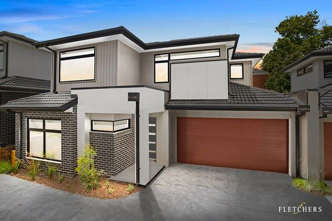 Picture of Lot 3 & 4/16 Unsworth  Road, RINGWOOD NORTH VIC 3134