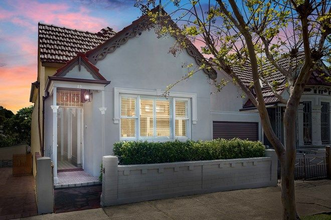 Picture of 29 Frazer Street, DULWICH HILL NSW 2203