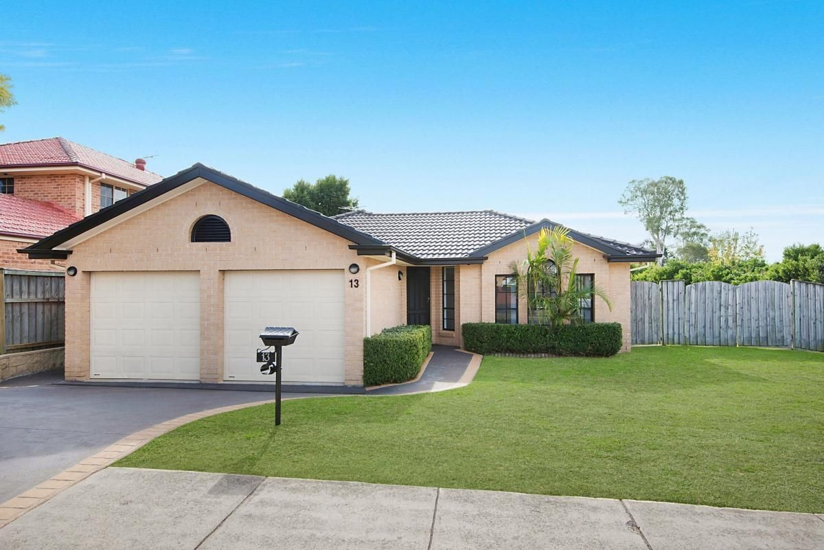 13 Palace Street, Kellyville Ridge NSW 2155, Image 1