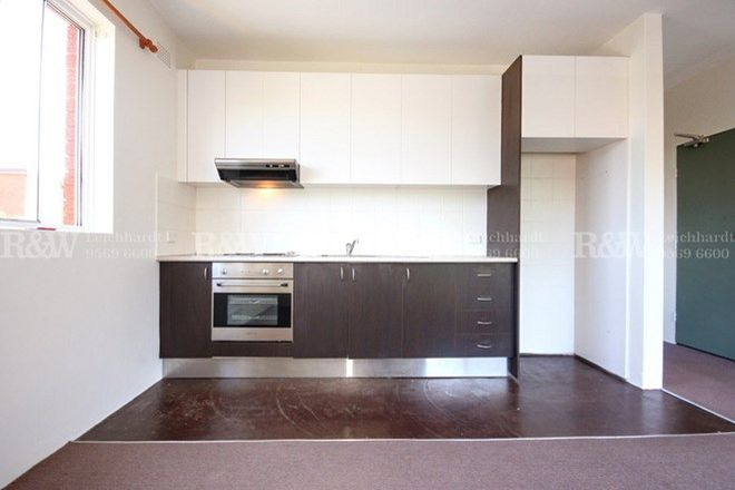 Picture of 4/48 Edith Street, LEICHHARDT NSW 2040