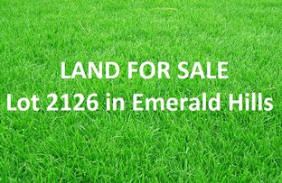 Picture of 2126 Emerald Hills- Boulevard, Leppington NSW 2179