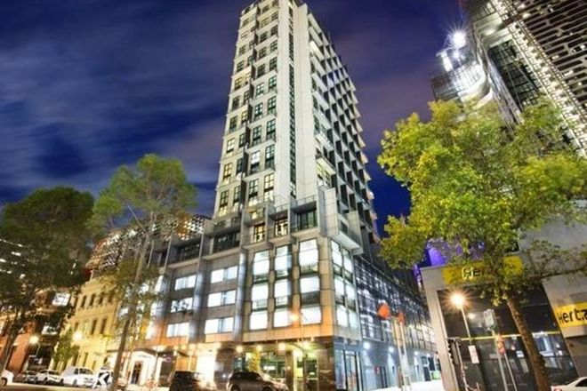 Picture of 1105/87 FRANKLIN STREET, MELBOURNE VIC 3000