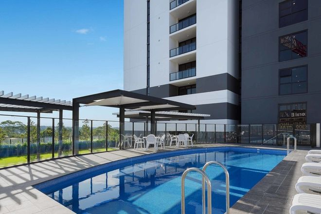 2807/420 Macquarie Street, LIVERPOOL NSW 2170