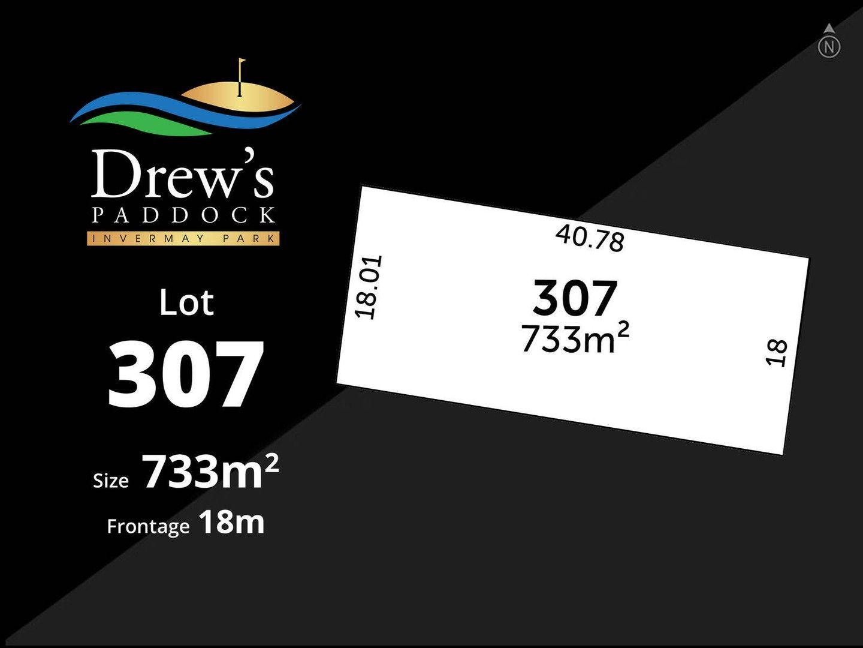 Drew's Paddock/Lot 307 Divot Circuit, Invermay Park VIC 3350, Image 0