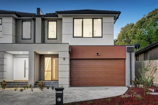 Picture of 73a Porter Street, TEMPLESTOWE VIC 3106