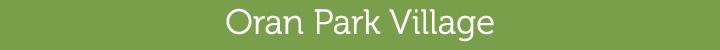 Branding for Oran Park Village