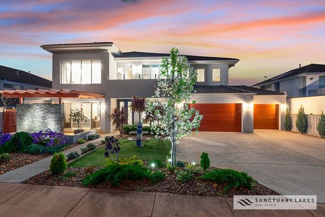 Picture of 13 Heron Way, SANCTUARY LAKES VIC 3030