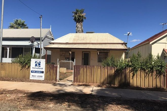 Picture of 63 Cheetham Street, KALGOORLIE WA 6430