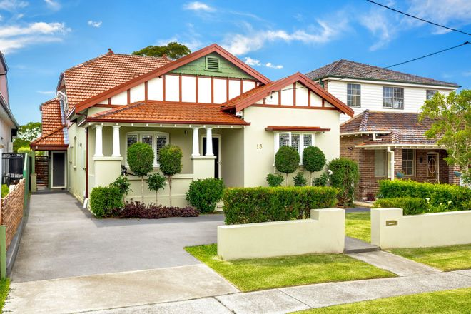 Picture of 13 Tremere Street, CONCORD NSW 2137