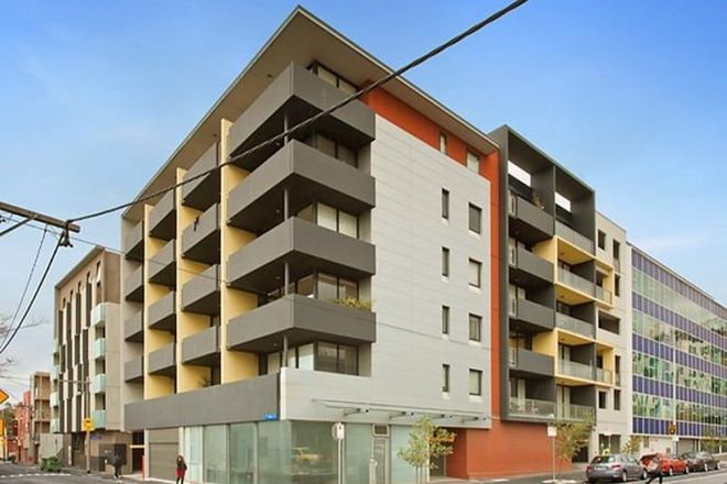 Picture of 108/33 Wreckyn Street, NORTH MELBOURNE VIC 3051