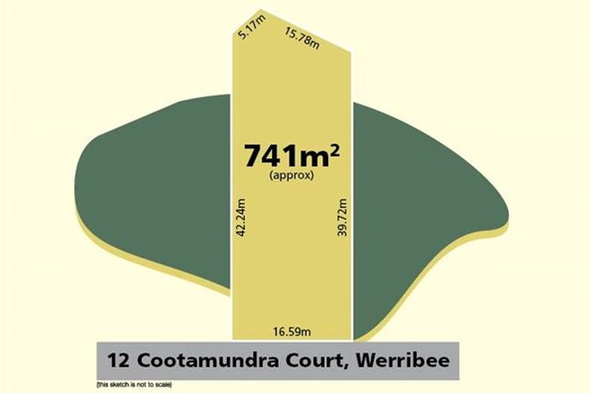 Picture of 12 Cootamundra Court, WERRIBEE VIC 3030