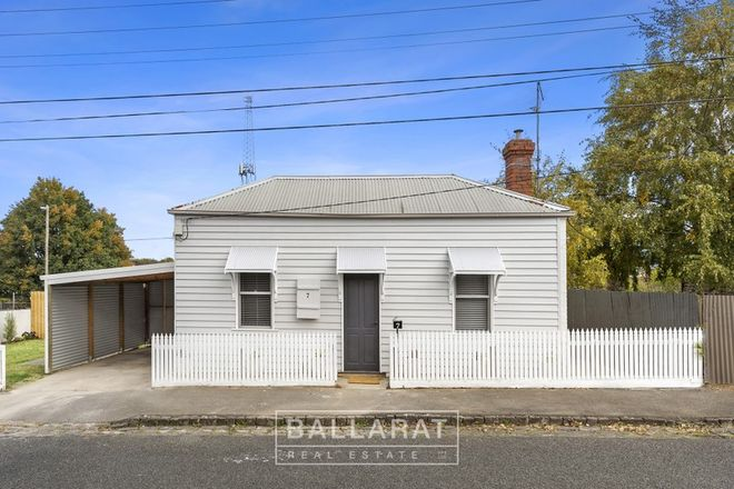 Picture of 7 Little Clyde Street, SOLDIERS HILL VIC 3350
