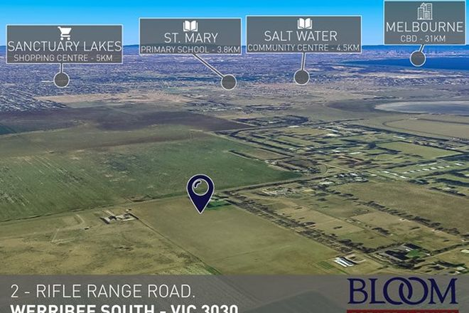 Picture of 2 Rifle Range Road, WERRIBEE SOUTH VIC 3030