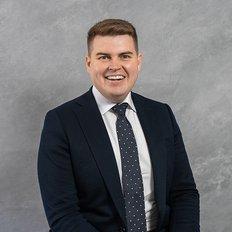 Jackson Cox, Sales representative