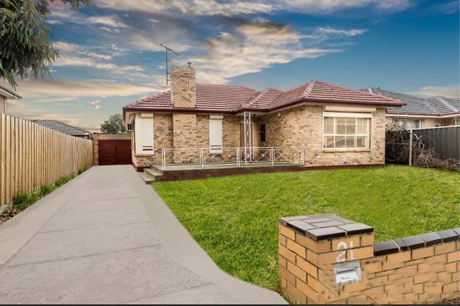 Picture of 21 McMillan Street, CLAYTON SOUTH VIC 3169
