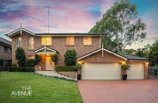 Picture of 20 Mayfair Avenue, Kellyville NSW 2155