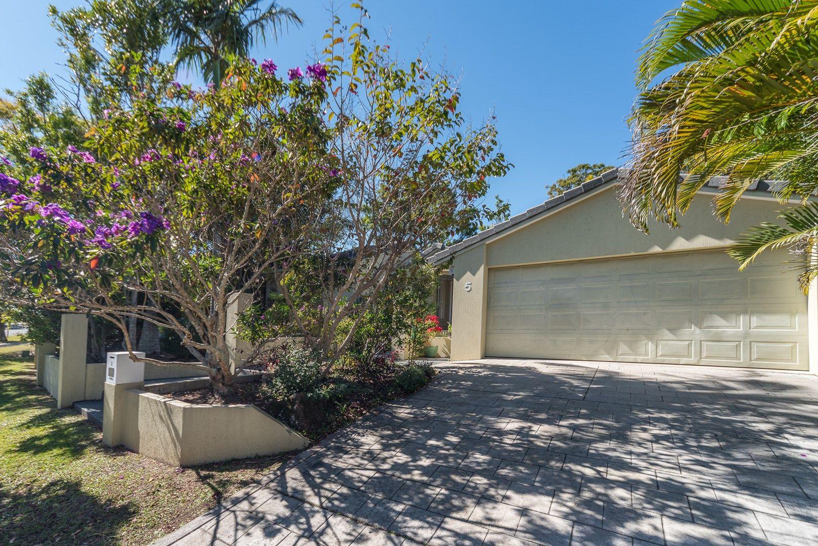 5 Morfantaine Terrace, Parkwood QLD 4214, Image 0
