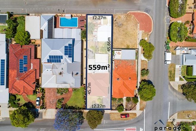Picture of 55 Emmerson Street, NORTH PERTH WA 6006