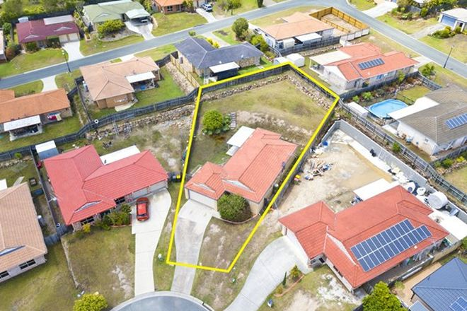 Picture of 5 Mirella Court, WATERFORD QLD 4133