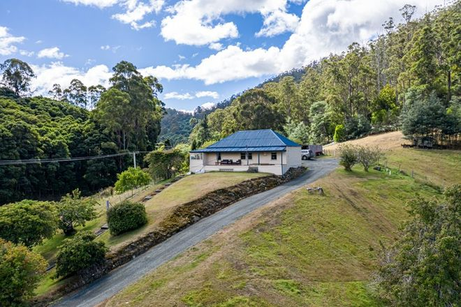 Picture of 324 Slab Road, CYGNET TAS 7112