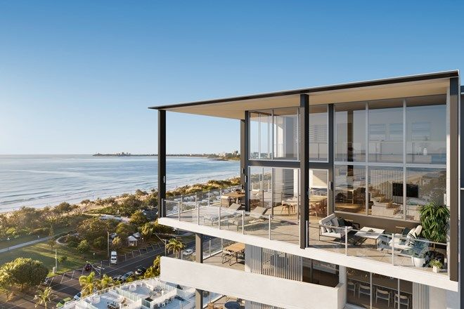 Picture of 1101/67 Sixth Avenue, MAROOCHYDORE QLD 4558