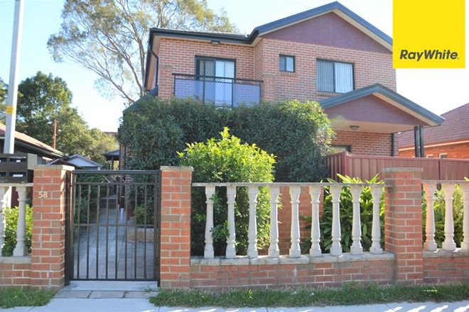 Picture of 3/58 Vicliffe Ave, CAMPSIE NSW 2194