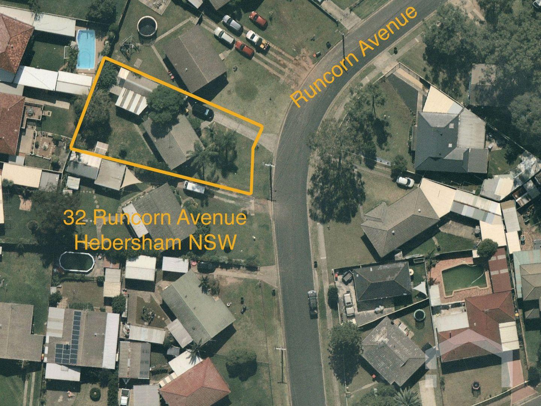 32 RUNCORN AVENUE, Hebersham NSW 2770, Image 2