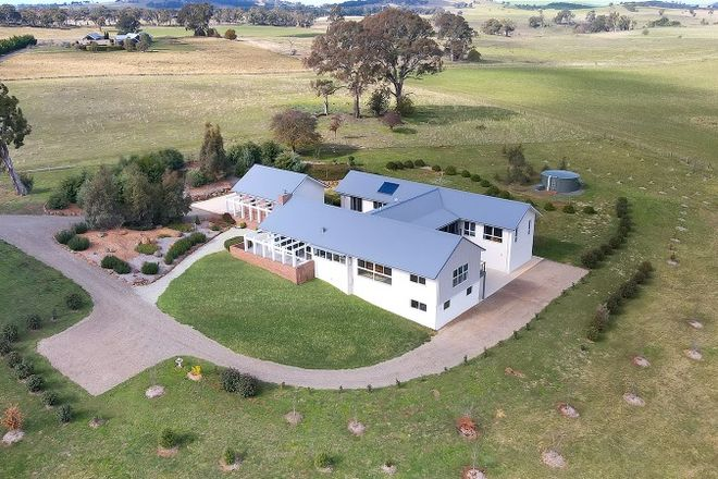 Picture of 119 Charles Booth Way, MILLTHORPE NSW 2798