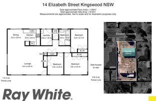 Picture of 14 Elizabeth Crescent, Kingswood NSW 2747