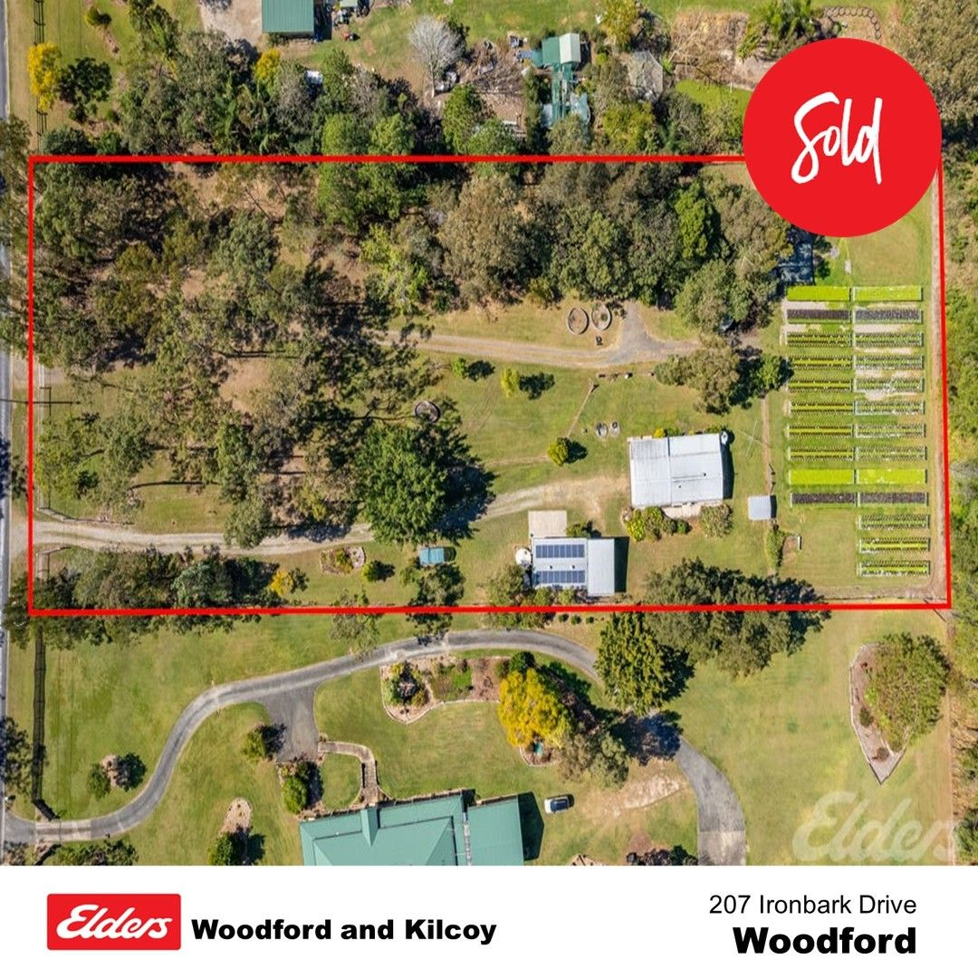 207 IRONBARK DRIVE, Woodford QLD 4514, Image 0