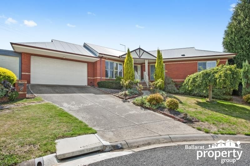 9 Panorama Drive, Black Hill VIC 3350, Image 0