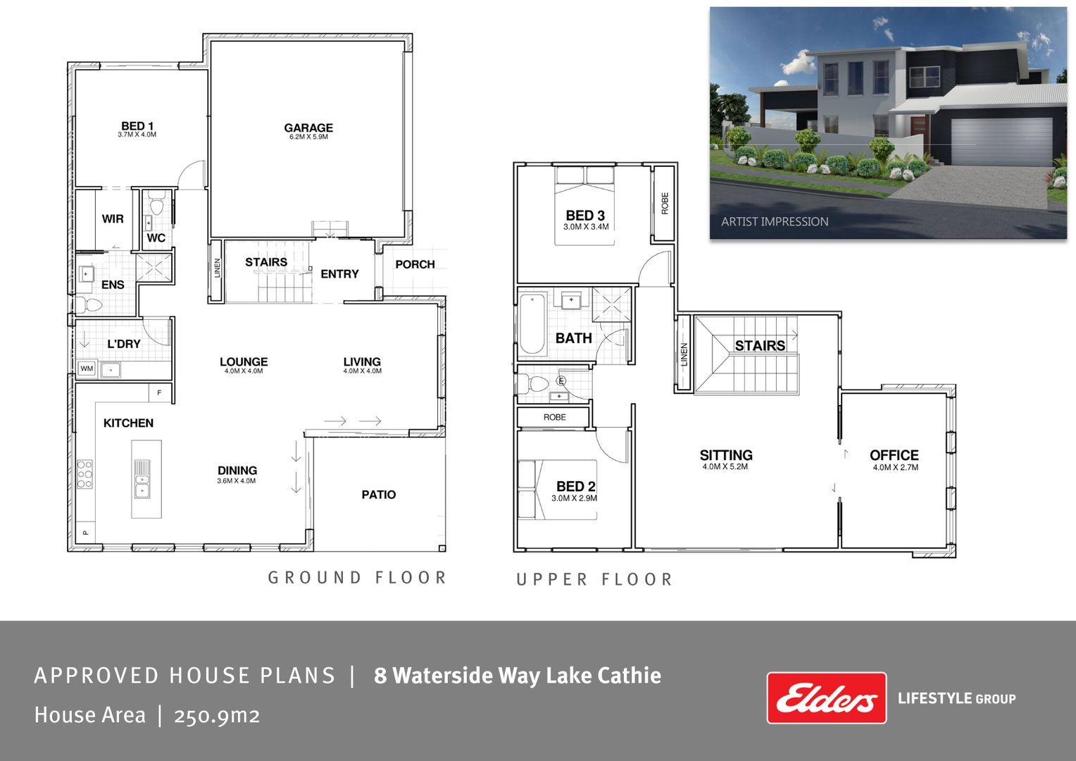 8 Waterside Way, Lake Cathie NSW 2445, Image 2