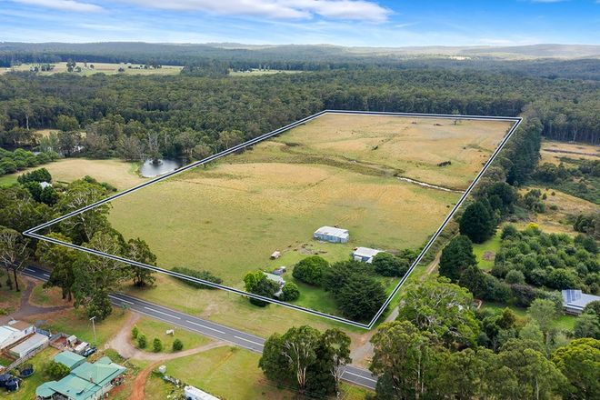 Picture of 1524 Ballan-Daylesford Road, KORWEINGUBOORA VIC 3461