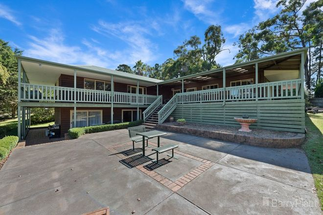 Picture of 122 Split Rock Road, BEACONSFIELD UPPER VIC 3808