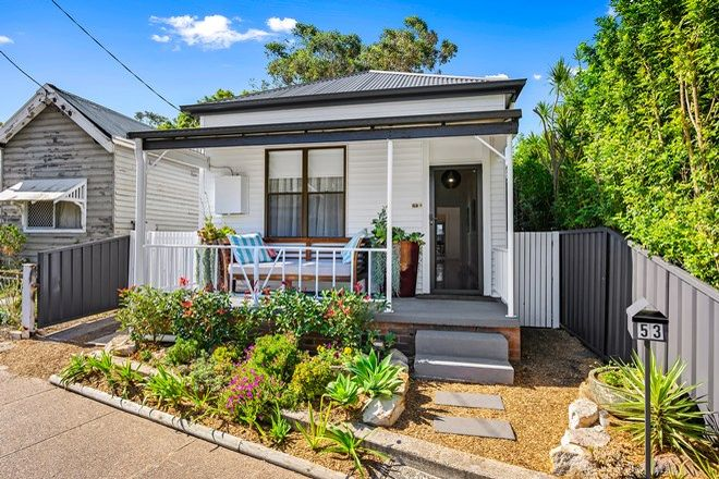 Picture of 53 William Street, TIGHES HILL NSW 2297