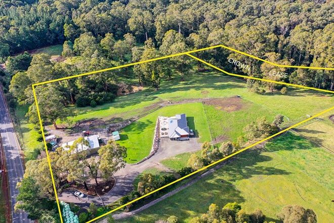 Picture of 1400 Main Neerim Road, ROKEBY VIC 3821