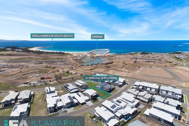 Picture of 21 Pier Avenue, SHELL COVE NSW 2529