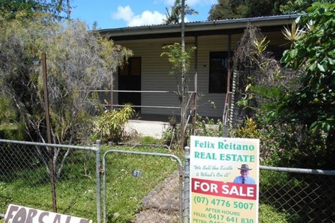 Picture of 87 Mill Road, MACKNADE QLD 4850