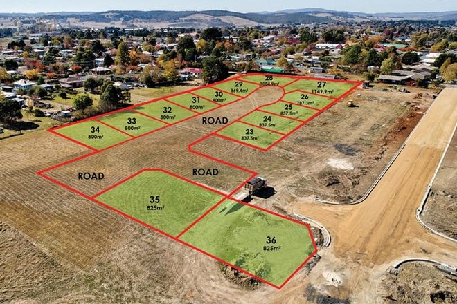 Picture of Lots 23-36 Springfield Estate, OBERON NSW 2787